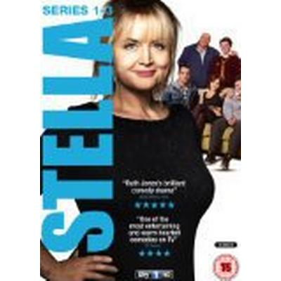 Stella - Series 1-3 [DVD] [2012]